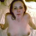 Slut rifkah facial cumshot fucking sucking exgirlfriend