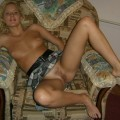 Hot blond wife