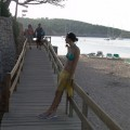 Nudist Beach - Slim Girl - 17