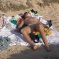 Nudist Beach - Slim Girl - 2