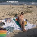 Nudist Beach - Slim Girl - 12