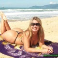 Hot brazilian babe cellphone hacked