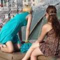 Voyeur girls in the street 3