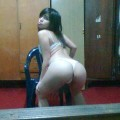 Yanina - amateur teen from argentina teasing