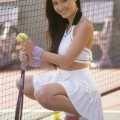 Petranovakova tennis girl