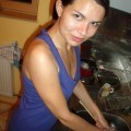 Cute romanian brunette serie 100