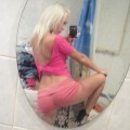 Amazing blond girlfriend – selfshots