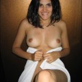 Cute latina brunette beauty hot serie 70
