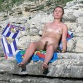 Nudist FKK Summer Time HoTTies on the Beach - 83