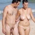 Nudist FKK Summer Time HoTTies on the Beach - 100