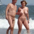 Nudist FKK Summer Time HoTTies on the Beach - 152