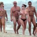 Nudist FKK Summer Time HoTTies on the Beach - 147