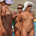 Nudist FKK Summer Time HoTTies on the Beach - 149