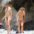 Nudist FKK Summer Time HoTTies on the Beach - 183