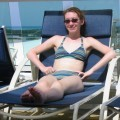 Horny girls on vacation - zita
