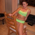 Horny girls on vacation - estella - part 2