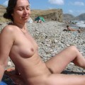 Nude beach - mix 154