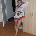 Blonde amateur teen babe 3