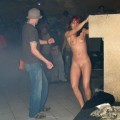 Naked ad disco