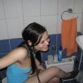 Horny amateur teen 8