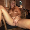 Horny Amateur Blond