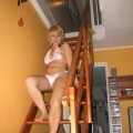 Cute blonde amateur babe 5