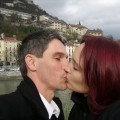 A french couple - redhead hot serie 11