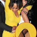 Chelsee healey pussy revealing pantyless upskirt