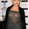 Jaime winstone see through dress revealing nipples