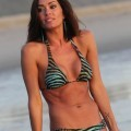 Jasmine waltz beach bikini pictures are hot