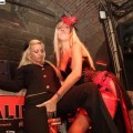 Party girls - lesbian striptease