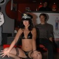 Party girls - striptease and bodypainting