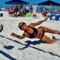 I love beach voleyball