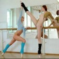 Young dancers nude sexy