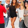 Claudia galanti - topless photoshoot candids in miami - celebrity