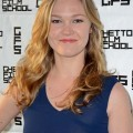Julia stiles see-thru dress at ghetto film school annual benefit gala - celebrity