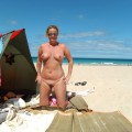 Nudist beach 66