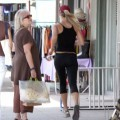 Ali larter - jogging candids in west hollywood - celebrity