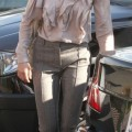 Jessica biel at m cafe in hollywood - celebrity