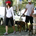 Jessica biel - ass candids in studio city - celebrity