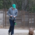Jessica biel - ass candids at runyon canyon - celebrity