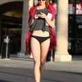 Lindsay lohan - camel-toe candids in hawaii - celebrity