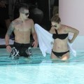 Jennifer lopez - bikini candids in miami - celebrity