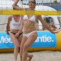Sexy beach volleyball girls