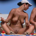 Amateur girls on beach 05