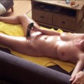 Masturbating and having orgasms