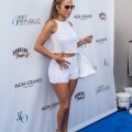 Jennifer lopez at pure nightclub in las vegas - celebrity