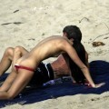 Zhang ziyi - topless candids at the beach - celebrity