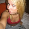 Selfpics - blonde in bad