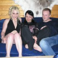 Horny amateur swingers 14